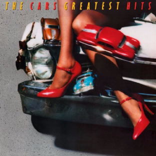 Cars (The) - The Cars Greatest Hits (LP) (EX/VG+)
